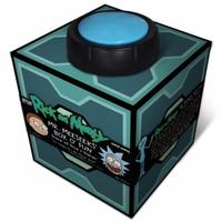 Rick and Morty - Mr Meeseeks' Box Of Fun: Rick And Morty Dice And Dares Game (Board Game)