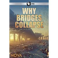 Nova: Why Bridges Collapse (Region 1 DVD)