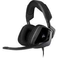 Corsair - VOID ELITE SURROUND Premium Gaming Headset with 7.1 Surround Sound - Carbon