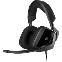 Corsair - VOID ELITE SURROUND Premium Gaming Headset with 7.1 Surround Sound - Carbon - Cover
