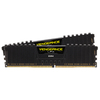 Corsair - VENGEANCE LPX 64GB (2 x 32GB) DDR4 DRAM 3200MHz C16 Memory Module Kit - Black