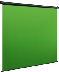 Corsair / Elgato 10GAO9901 Green Screen MT for broadcasting , Wall or Ceiling mount - 200x180cm