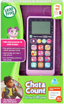 LeapFrog - Learning - Chat & Count Smart Phone - Purple