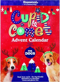 Rosewood - Advent Calendar For Dogs - Cover