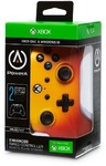 PowerA - Enhanced Wired Controller for Xbox One - Solar Fade