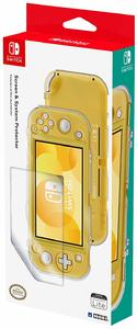 HORI Officially Licensed - Screen and System Protector - Set (Nintendo Switch Lite) - Cover