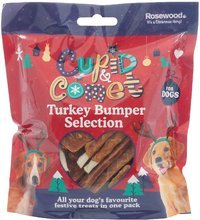 Rosewood - Turkey Treats Bumper Selection Pack for Dogs - Cover