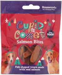 Rosewood - Salmon Bites for Dogs - Cover