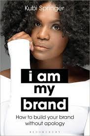 I Am My Brand - Springer Kubi (Hardcover) - Cover