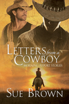 Letters from a Cowboy - Sue Brown (Paperback)