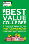 The Best Value Colleges, 2020 Edition - The Princeton Review (Paperback)