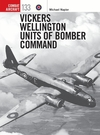 Vickers Wellington Units of Bomber Command - Michael Napier (Paperback)
