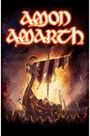 Amon Amarth - 1000 Burning Arrows Textile Poster