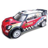 Bburago - BMW Mini WRC 2012 - Pierre Campana (1/32)