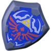 Nintendo - The Legend of Zelda Anti-Stress-Ball (Hylian Shield)