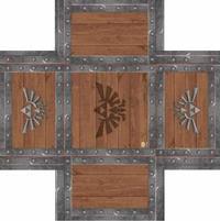 The Legend Of Zelda - Treasure Chest Storage Box - Cover