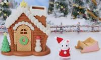 Sylvanian Families - Gingerbread Playhouse - Cover