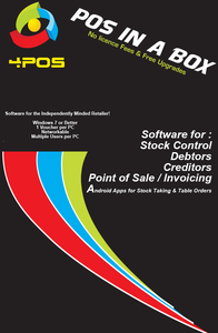 4POS - Point of Sale Software - Cover