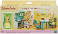 Sylvanian Families - Dining Room Set (Playset) - Cover