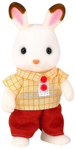 Sylvanian Families - Chocolate Rabbit Father New (Playset) - Cover