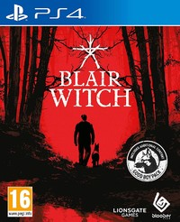 Blair Witch (PS4) - Cover