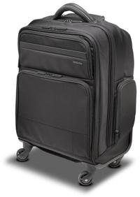 Kensington Contour 2.0 Pro Overnight 17 Inch Notebook Bag - Black - Cover