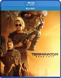 Terminator: Dark Fate (Blu-ray) - Cover