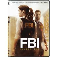 F.B.I. - Season 1 (DVD)