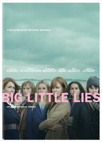 Big Little Lies - Season 2 (DVD) - Cover