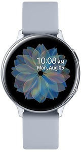 Samsung Galaxy Watch Active2 44mm Bluetooth Aluminum Smartwatch - Silver