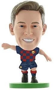 Soccerstarz - FC Barcelona: Frenkie De Jong - Home Kit (2020 version) Figure