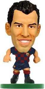 Soccerstarz - FC Barcelona: Sergio Busquets - Home Kit (2020 version) Figure
