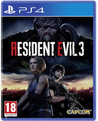 Resident Evil 3 - Lenticular Edition (PS4) - Cover