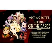 Agatha Christie: Death on the Cards (Card Game)