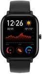 Amazfit GTS 1.65 Inch Bluetooth Smartwatch - Obsidian Black