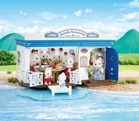 Sylvanian Families - Seaside Restaurant (Playset) - Cover