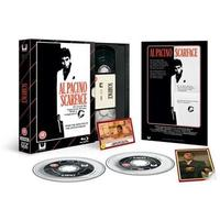 Scarface - Limited Edition VHS Collection Packaging (DVD + Blu-ray)
