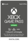 Xbox Game Pass Ultimate 1 Month Membership (Xbox One/Win 10)