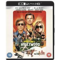 Once Upon a Time In Hollywood (4K Ultra HD + Blu-ray)