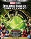 Marvel Studios Cinematic Universe: Phase Three - Part One (4K Ultra HD + Blu-ray)