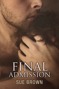 Final Admission - Sue Brown (Paperback) - Cover