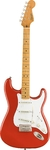 Squire Classic Vibe 50's Stratocaster Electric Guitar (Fiesta Red)