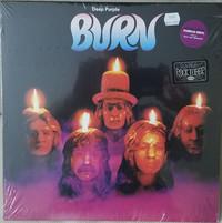 Deep Purple - Burn (Vinyl) - Cover