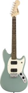 Squier Bullet Mustang Electric Guitar (Sonic Gray)
