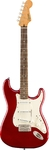 Squier Classic Vibe 60's Stratocaster Electric Guitar (Candy Apple Red)
