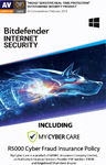 Bitdefender - Internet Security - 4 Devices (PC Download)