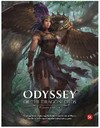 Odyssey of the Dragonlords - Player's Guide (Role Playing Game)