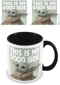 Star Wars: The Mandalorian - Good Side Mug