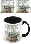 Star Wars: The Mandalorian - Good Side Mug Cover