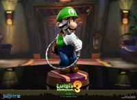 First4Figures - Luigi's Mansion 3: Luigi (Standard) 25cm PVC Figure - Cover